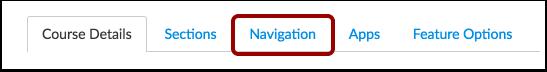 Åpne Navigasjon