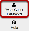 Select Reset Guest Password.