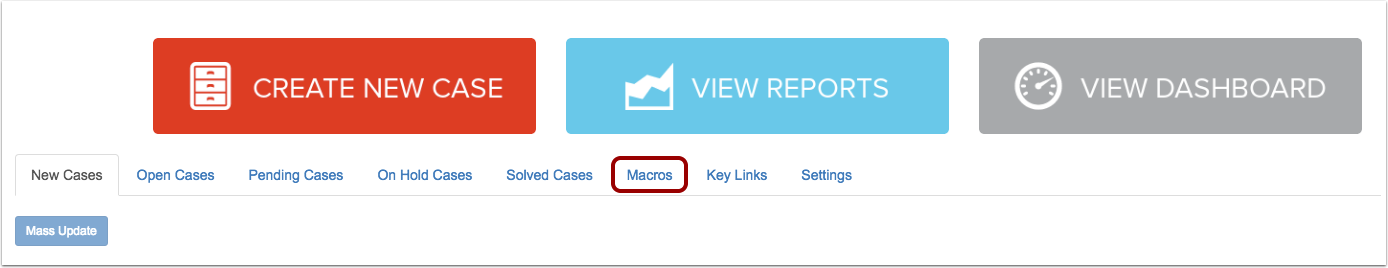 Open Macros