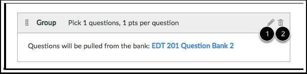 Modificar Grupo de Perguntas