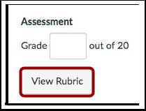 Visualizar Rubrica