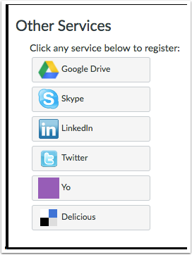 Conectar à Serviços Web