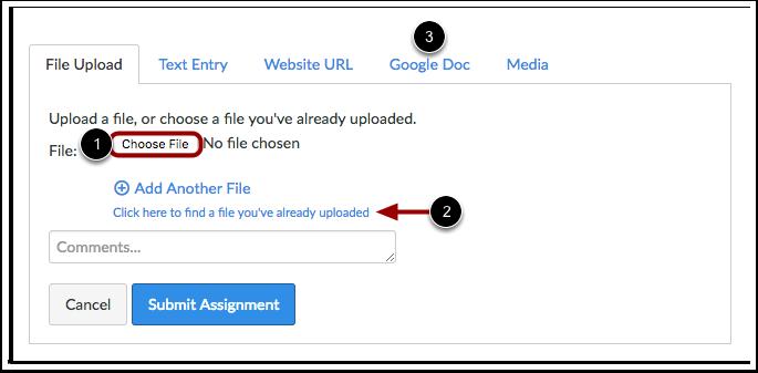 Adicionar Arquivo