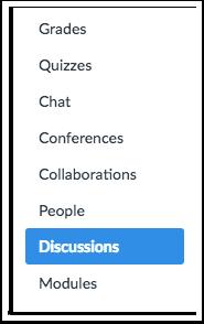 Abrir Discussões