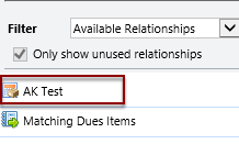 *If this is not available to you, you will need to add it to the navigation for your form.