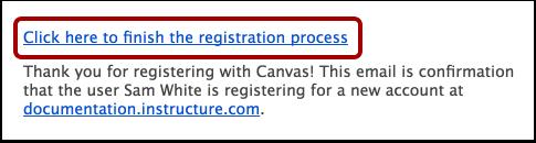 Complete Registration Process