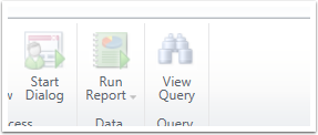 Click View Query in the top ribbon toolbar to set the criteria for your batch definition.