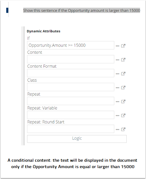 The structure of a Document Template – Documill Support