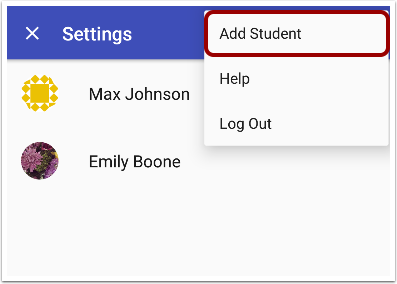 Add Student