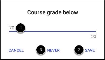 Set Percentage