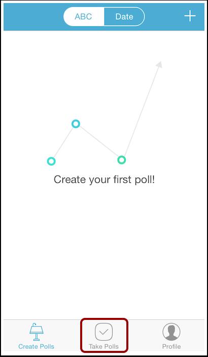 Take Polls