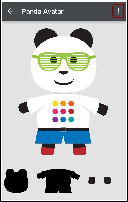Manage Panda Avatar