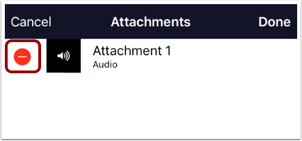 Select Attachment