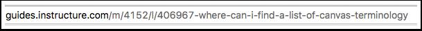 Copy Canvas Guides URL