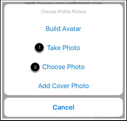 Choose Photo Type