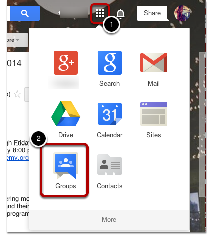 Or Open Your Gmail in a Web Browser