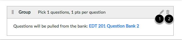 Modificar grupo de preguntas
