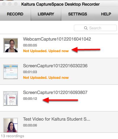 Saved vs Uploaded files