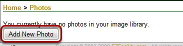 Uploading a Photo