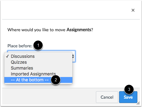 Alternativer for flytting av oppgavegruppe