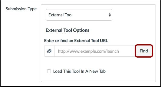 Finne eksterne verktøy