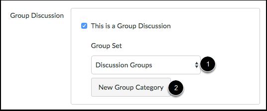 Velg gruppesett