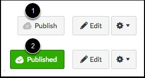 Publiser knapp