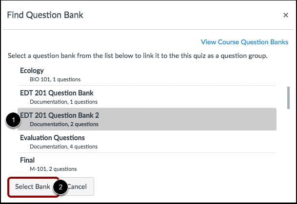 Finn spørsmålsbank