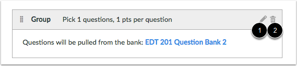 Endre spørsmålsgruppe