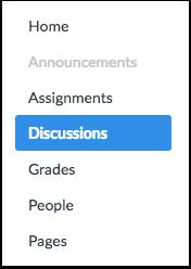 Åpne diskusjoner