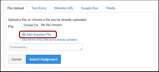 Legg til flere filer