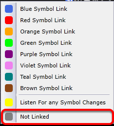 If you choose grey this window will not change unless you manually change it.