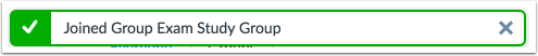 Kontroller grupperegistrering