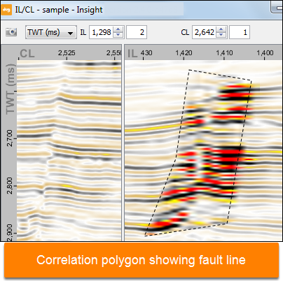 Viewing the correlation polygon