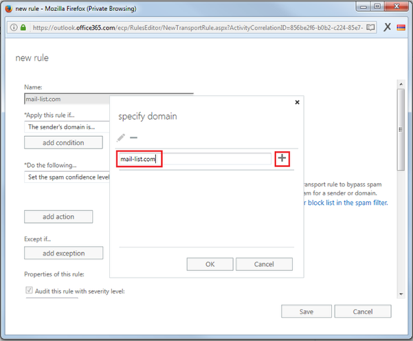 how to create an email group in office365
