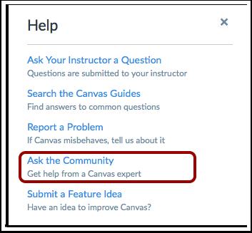 Perguntar à Comunidade (Não Estudantes)