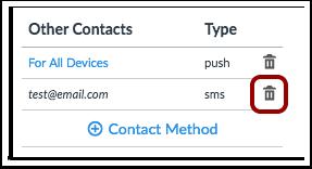 Excluir SMS