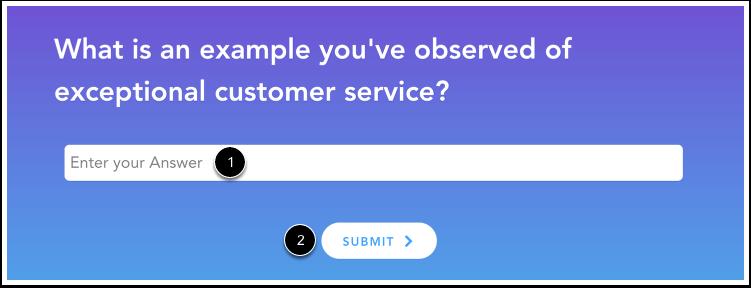 Voir questionnaire de réponse brève