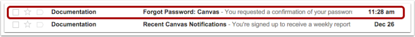 检查电子邮件