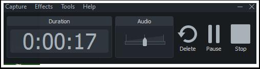 Recording operation tools