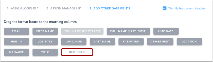 Create Custom Field