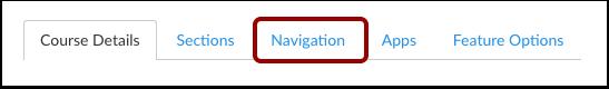 Abrir Navegação