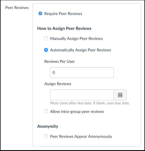 Solicitar revisões por colegas