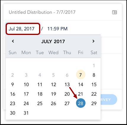 Ajouter Date et heure de fin