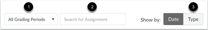 Filter Assignments