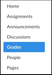 View Gradebook