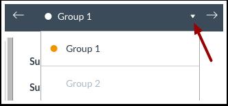 Visualizar Tarefas em Grupo