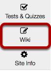 Go to Wiki.