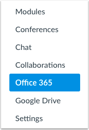 Open Office 365