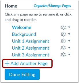 Add Another Page
